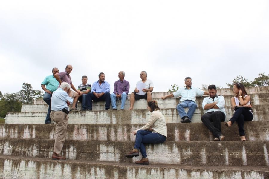 AMALPA discute revitalização do Campo Social de Carandaí