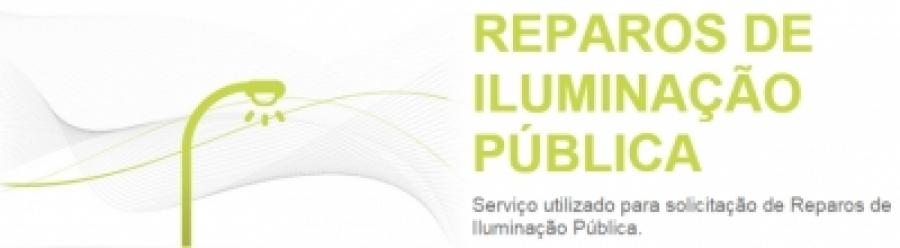 Manutenção da iluminação pública