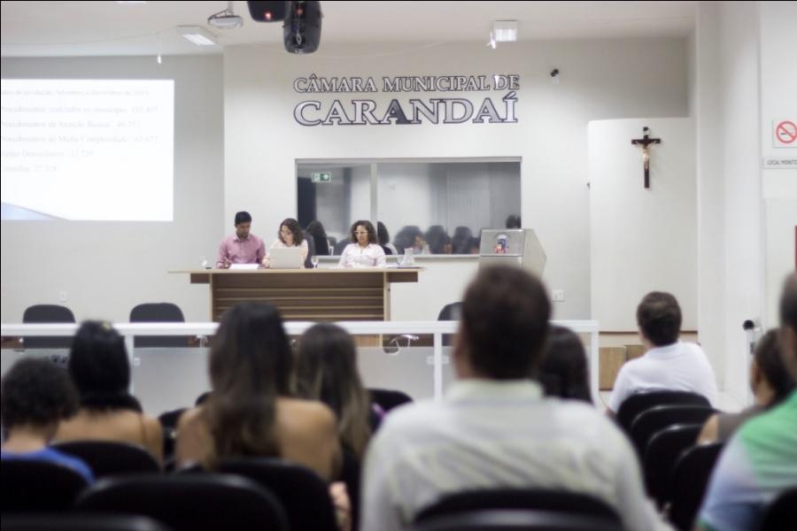 Município realiza audiência Pública de Prestação de Contas