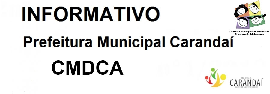 Informativo CMDCA