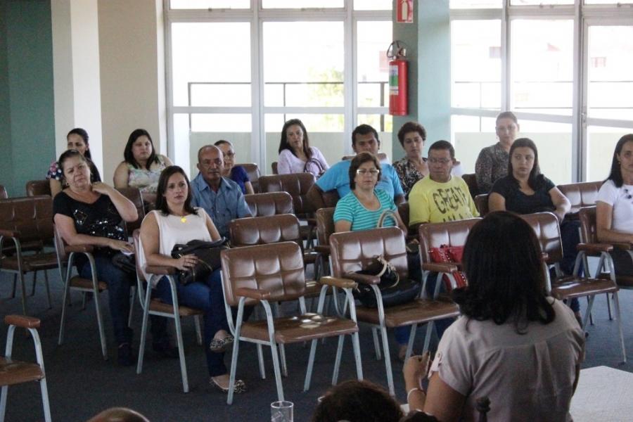 Reunião de Fortalecimento da Rede Municipal de Proteção a Criança e ao Adolescente