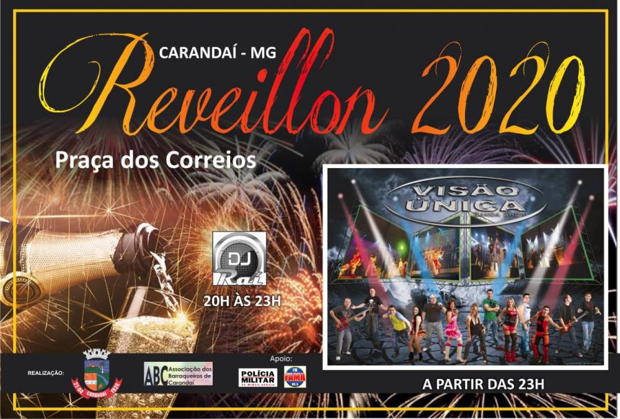 Réveillon Carandaí 2019