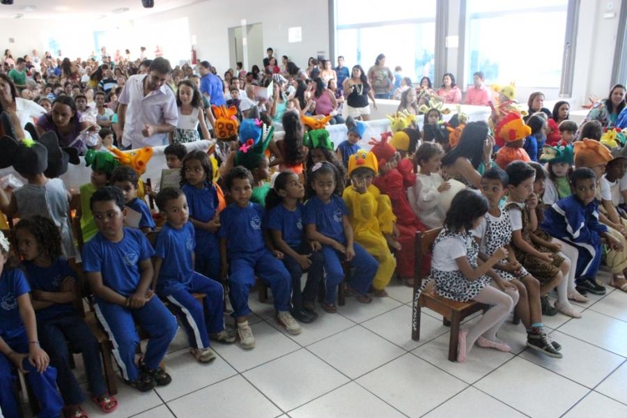 Formatura das Escolas Municipais