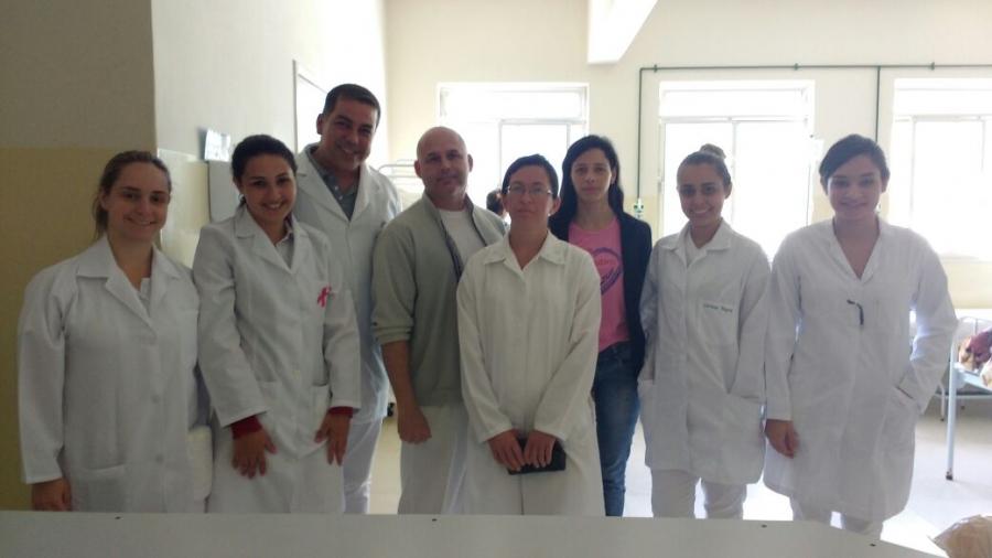 Hospital Municipal já conta com 1ª turma de estagiários de Barbacena
