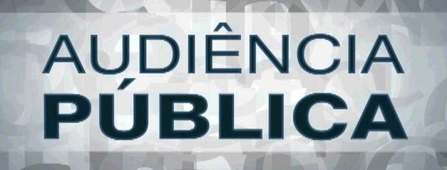 Confira os arquivos da Audiência Pública do dia 26/06/2019