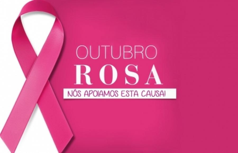 """Caminhada pelo """"Outubro Rosa"""""""
