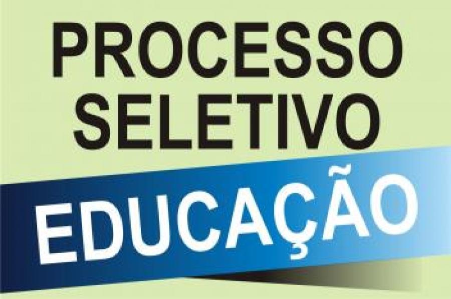 Comunicado Importante Processo Seletivo Educação